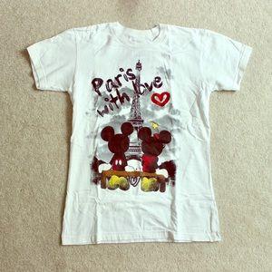 Mickey & Minnie - Paris with Love